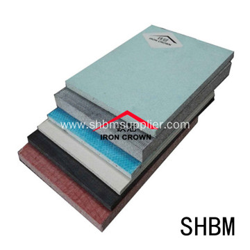High strength No-asbestos Fire-resistant 8mm MgO Board